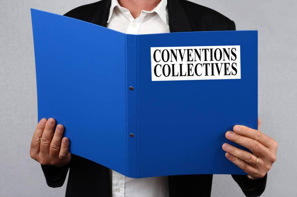 quelle convention collective
