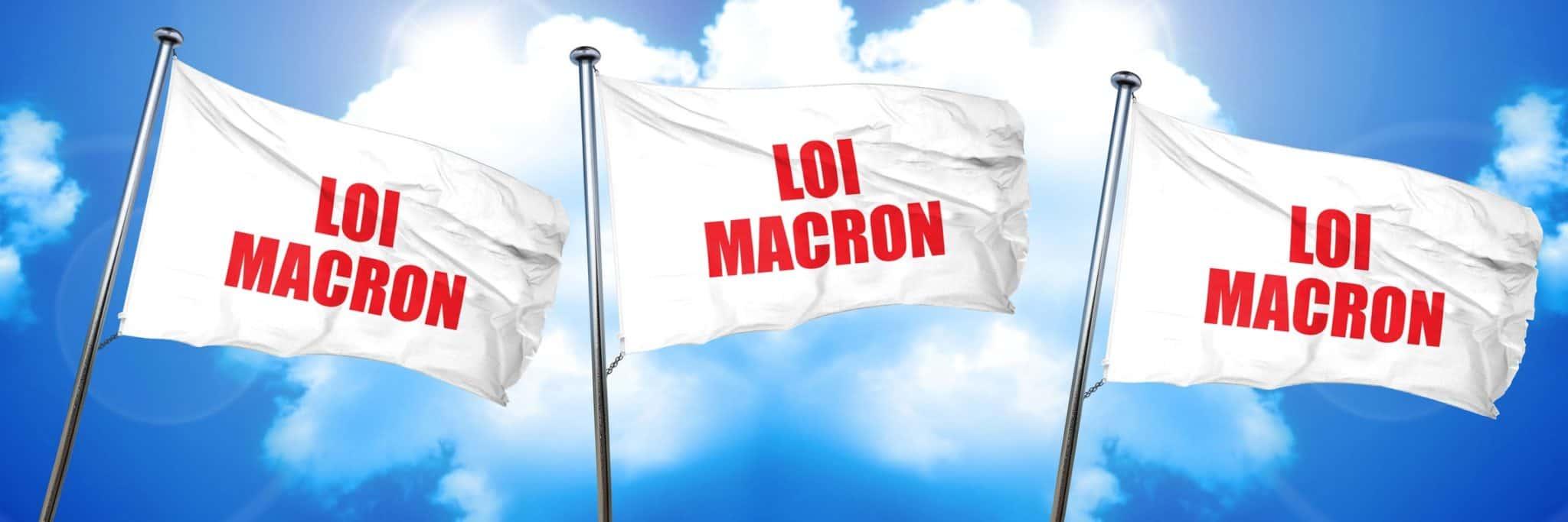 Loi Macron 2015 Que Savoir
