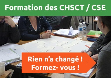 AQSE FORMATION CHSCT & CSE