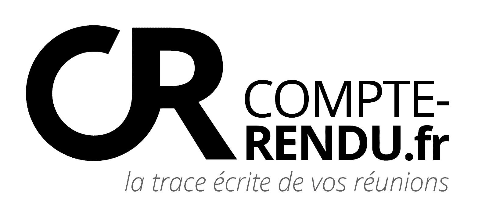 compte rendu fr logo